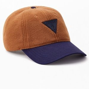 NWT Two-tone GUESS cap